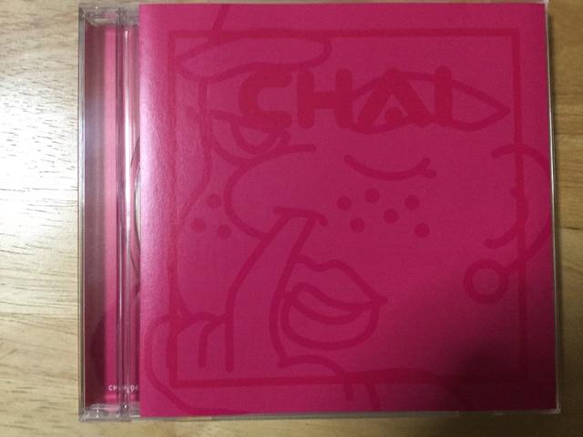 アルバム「PINK」- NEO・カワイイ・オンナ・バンド「CHAI」