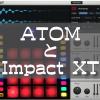 【 ATOM PreSonus 】StudioOne 付属音源 Impact XT を打ち込む