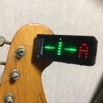 ギター用チューナーTC ELECTRONIC/ PolyTune Clipを入手