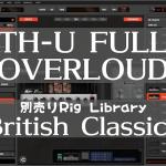 TH-U RigPlayer 別売りRig Library – British Classics