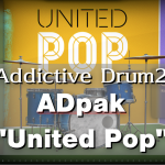 "【AD2】ADpak ""United Pop"" の紹介"